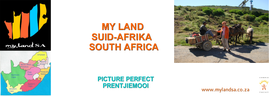 MY LAND SOUTH AFRICA